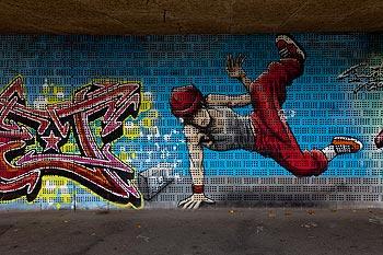 Hip hop dance - 3 8