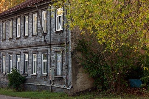 Riga, images solitaires, brièvement